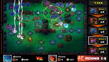 multiplayer tower defense free