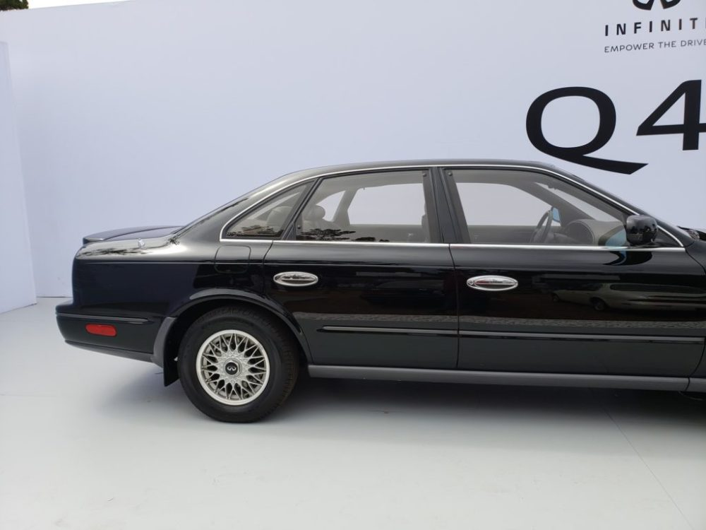 medium resolution of i went directly to the old school infiniti line up q45 m30 j30t and fx35
