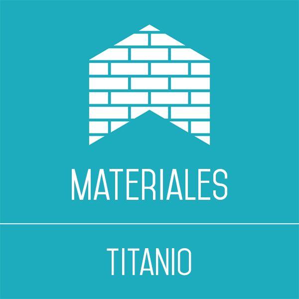 Titanio y Construcción