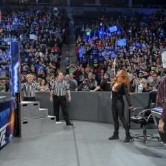 What Are Wwe Chairs Made Of Used Massage Chair Smackdown Video Highlights Asuka Wins Battle Royal