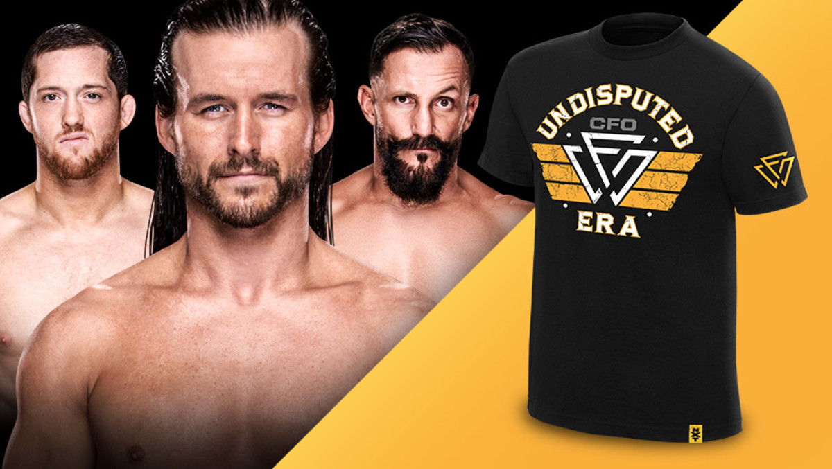 Image result for The Undisputed Era NXT