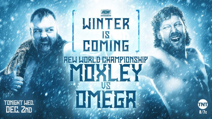 Image result for aew winter is coming