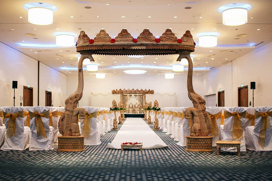 Weddings at Hilton T5  Terminal 5 Heathrow