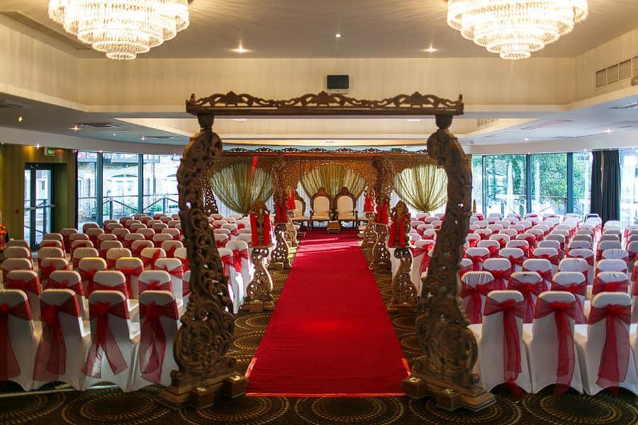 Asian Weddings at Brentford Lock Holiday Inn  London