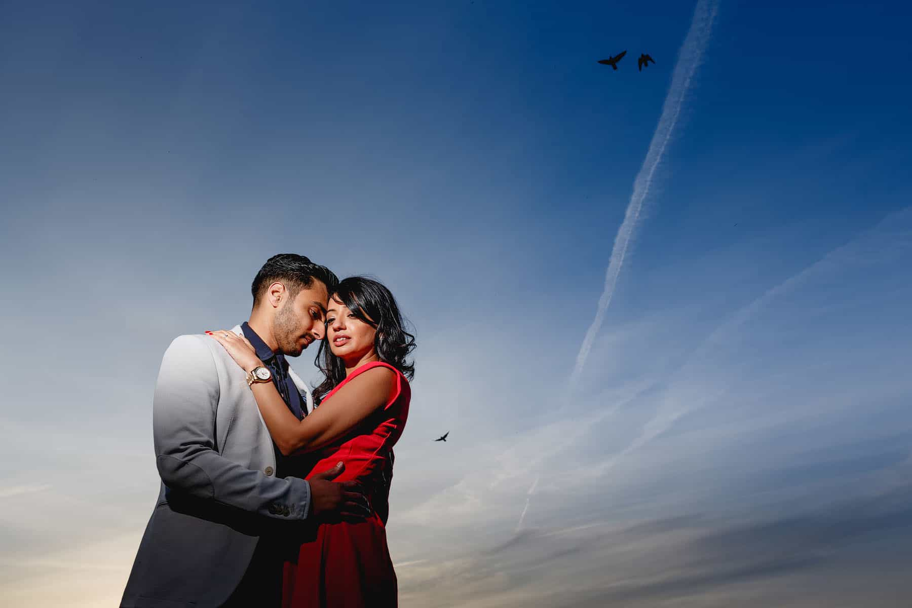 Hyde Park  Prewedding Shoot  London Wedding Photographer