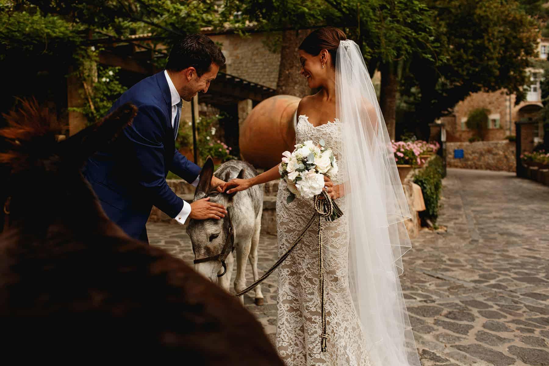 La Residencia  Deia  Mallorca  Wedding Photographer