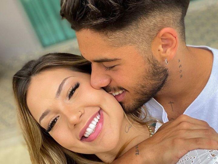 Com 4 dias de namoro, Zé Felipe já faz planos de morar com Virginia em Goiânia
