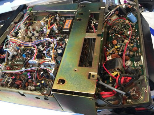 small resolution of though the ic 730 is a good performing reliable radio many of these units have been in service for a number years and are beginning to show their age
