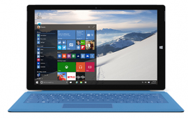 FCS - win10surfacelaptop