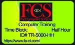 Half-hour of Computer Training