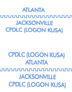 Two examples of cpdlc along artcc boundaries also faa aeronautical chart user   guide rh