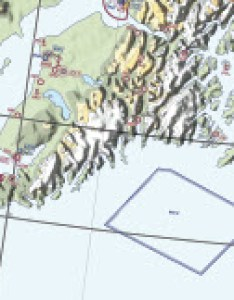 Sample alaska vfr wall planning chart also rh faa