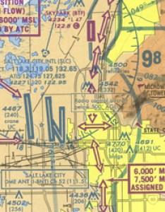 also terminal area chart rh faa