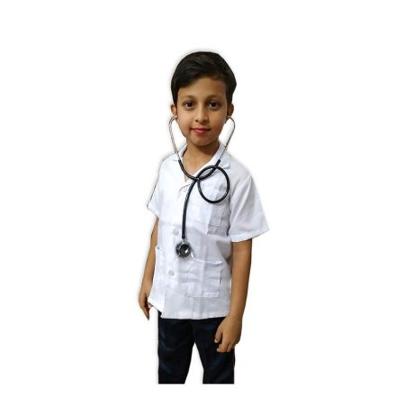 Kids Doctor Costume Fancy Dress on Rent