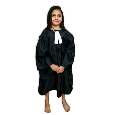 Kids Lawyer Costume Fancy Dress on Rent