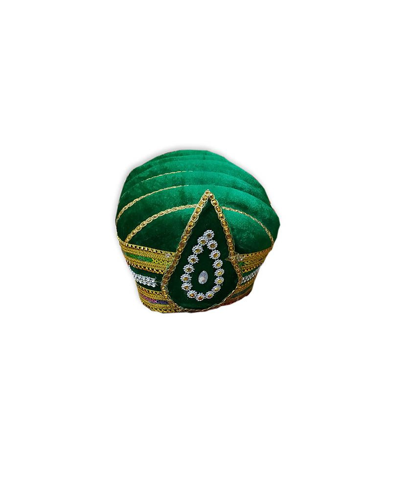 Kids Mughal Cap Accessories and Props on Rent