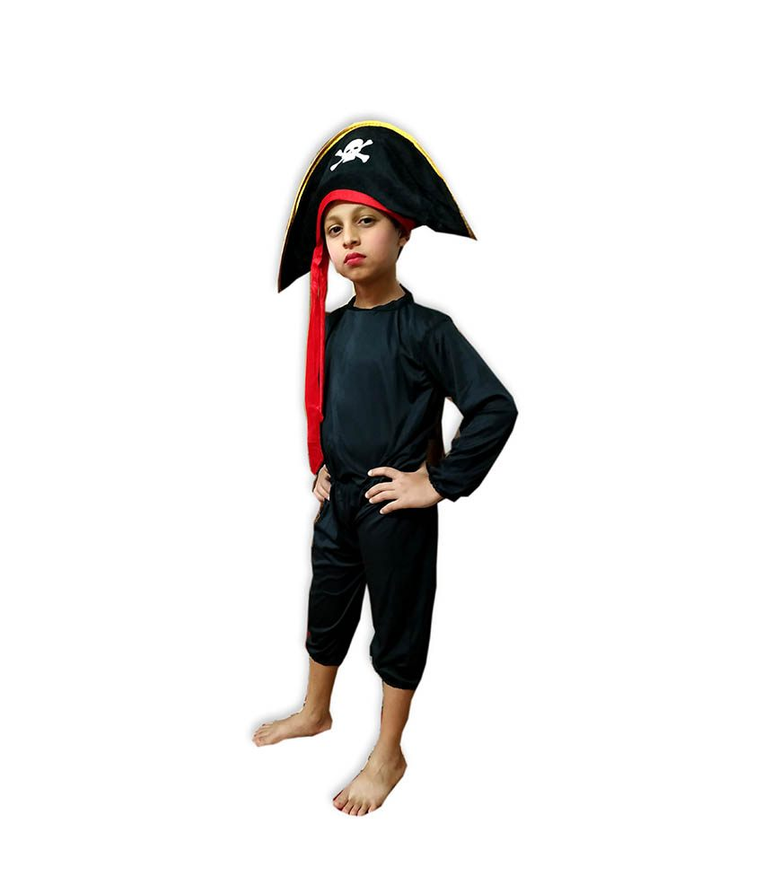 Kids Pirates Costume Fancy Dress on Rent