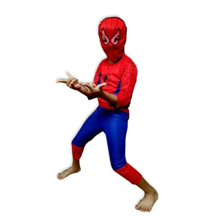 Kids Spider Man Costume Fancy Dress on Rent