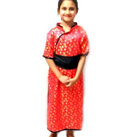 Chinese Girl Costume on Rent