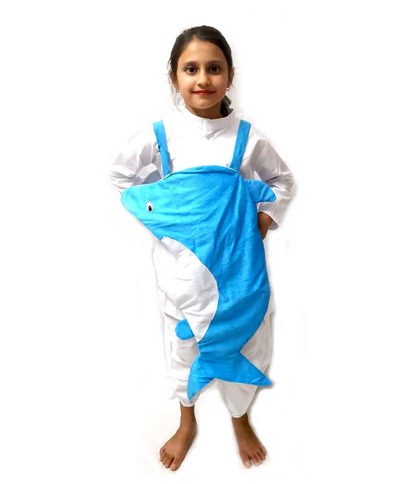 Dolphin Costume on Rent