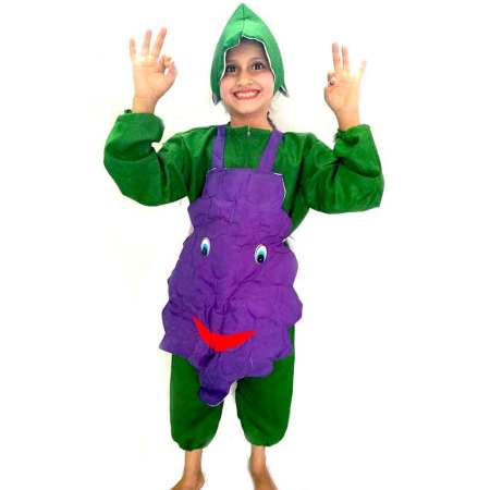 Grapes Costume on Rent