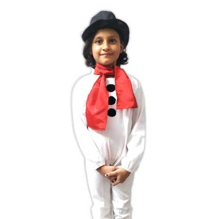 Hire Snow Man Costume