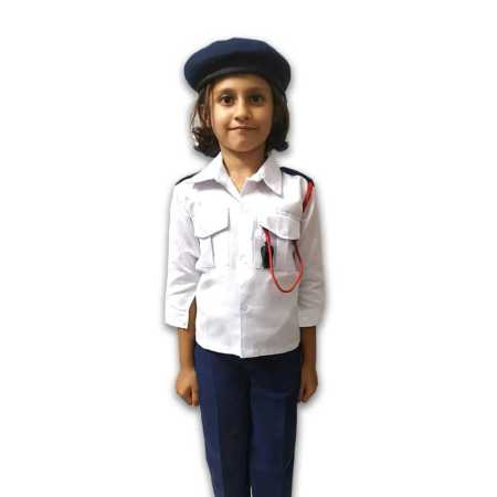 Hire Traffic Police Costume