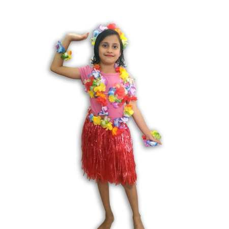 Hire Hawaiian Costume