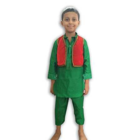 Hire Kashmiri Boy Costume