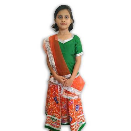 Hire Rajasthani Girl Costume