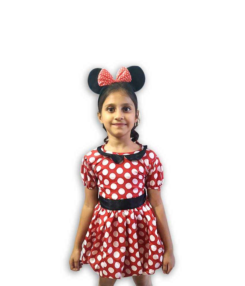 Hire Minnie Mouse Costume