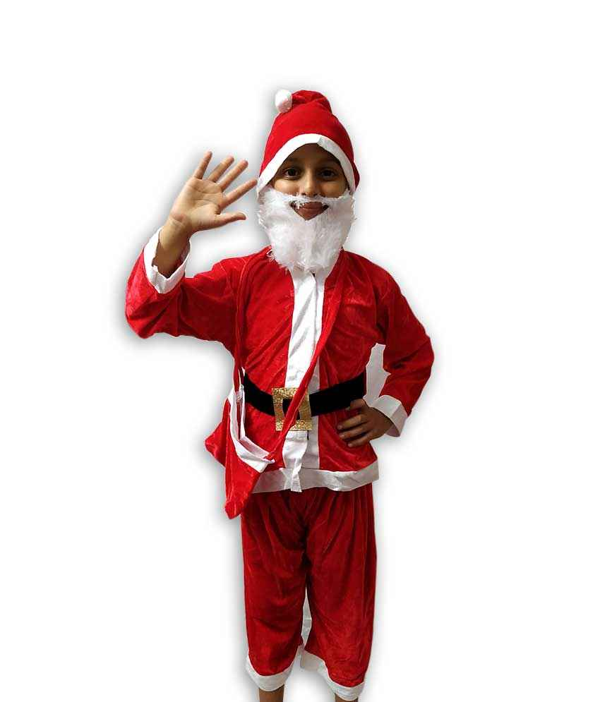 Hire Santa Claus Christmas Costume