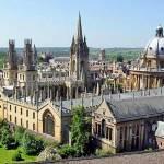 University of Oxford UK