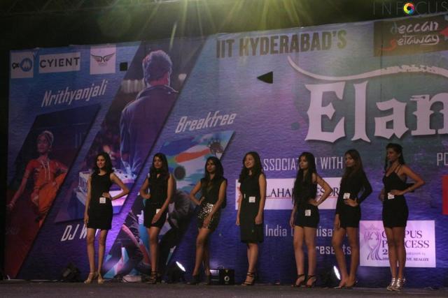 Elam 2016, IIT Hyderbad Campus Princess 2016