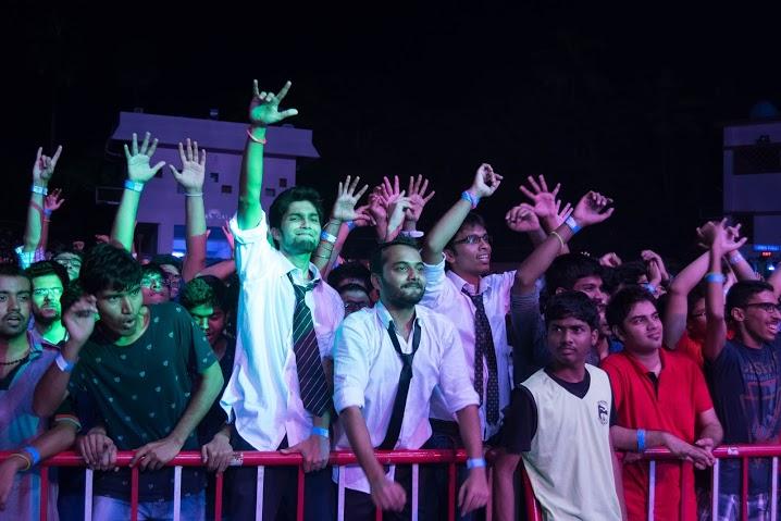 Saarang 2016 IIT Madras Image 11