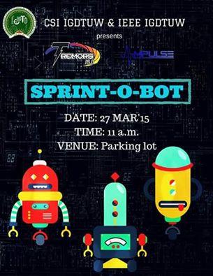 sprint-o-bot