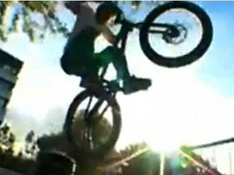 Best trial biker of the world
