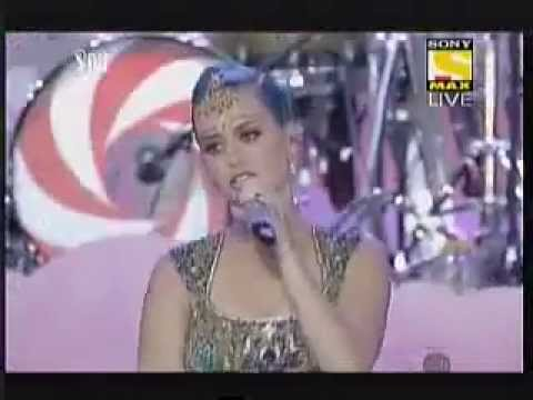 Katy Perry Performance in IPL 5
