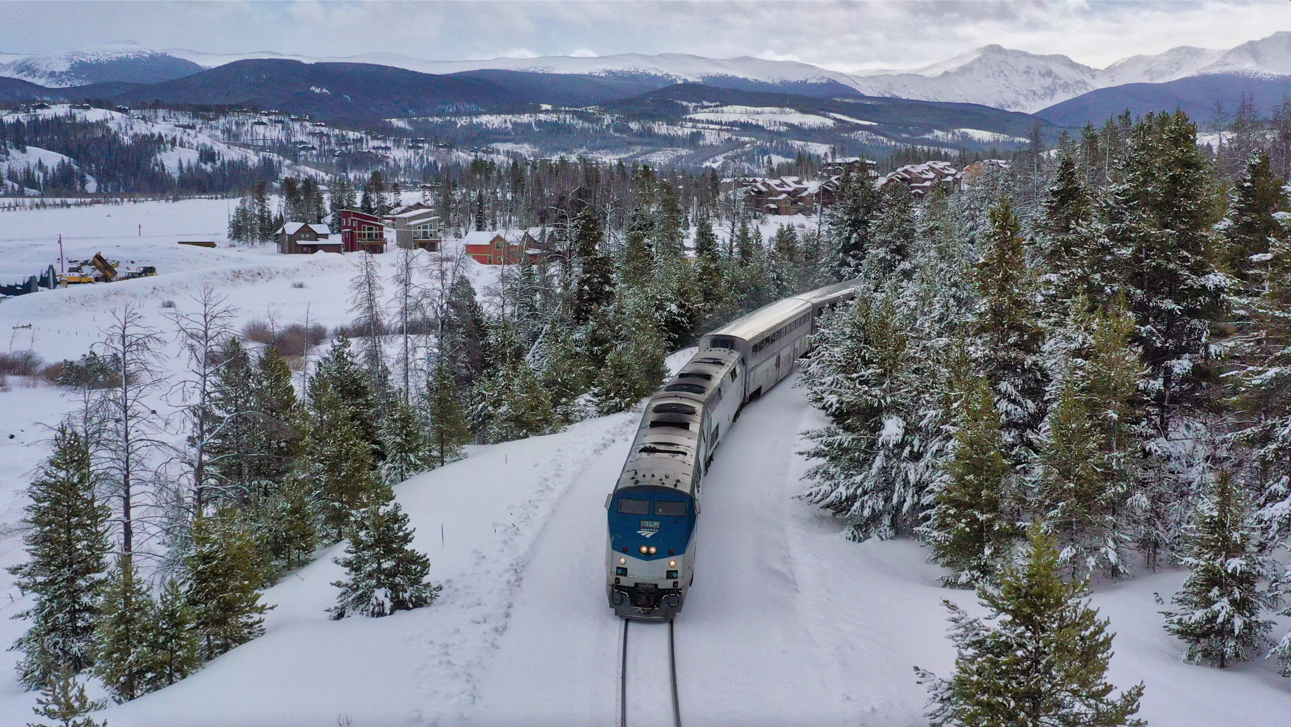 Grand County Amtrak