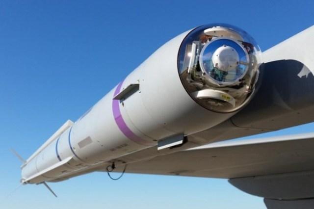 A-Darter pronto para lançamento  Denel