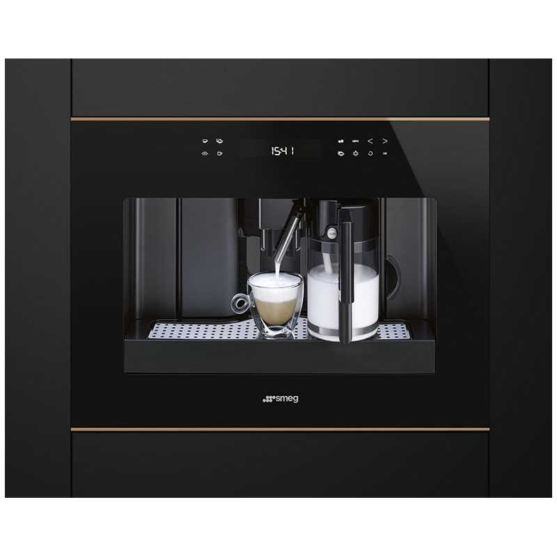SMEG BUILTIN COFFEE MACHINE CMS4601NR DOLCE STIL NOVO