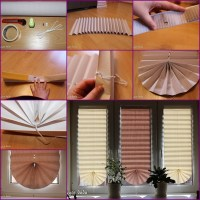 paper curtains window coverings
