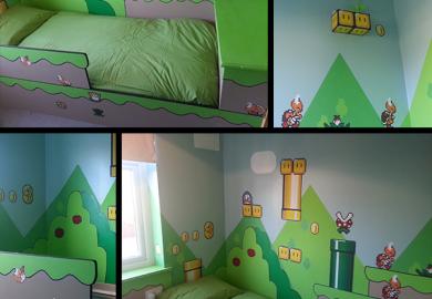 Paint Ideas For Kids Bedroom