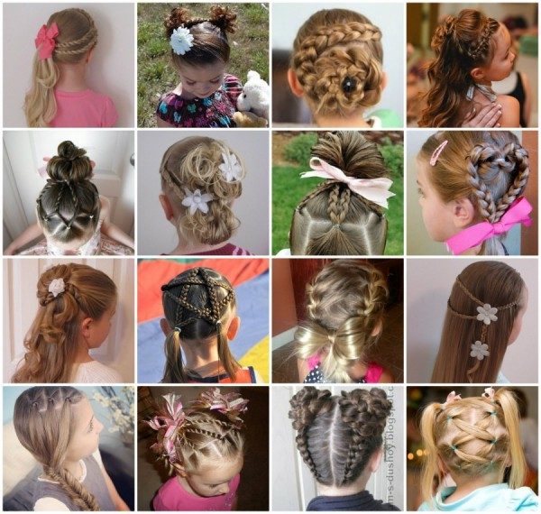 diy little girls hairstyles