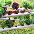 Fabartdiy pvc gardening ideas and projects pvc verticle planter