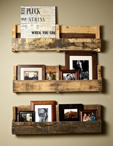 Creative DIY Pallet Storage Ideas and Projects