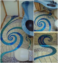 How To Lay Mosaic Tile | Tile Design Ideas