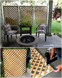 Diy Privacy Screen For Patio | Outdoor Goods