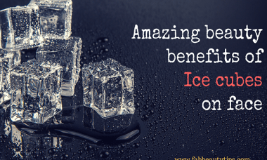 benefits of ice cubes on face; ice cube on face; ice cube on face everyday; ice on face