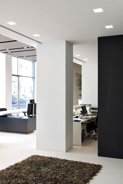 Lampadari ufficio Faretti per uffici  Fabbian